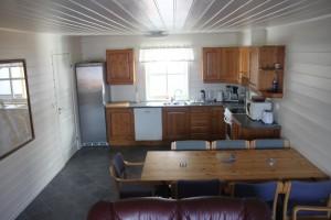 Stue-kjøkken